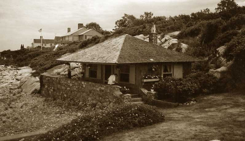 Cohasset Cottage