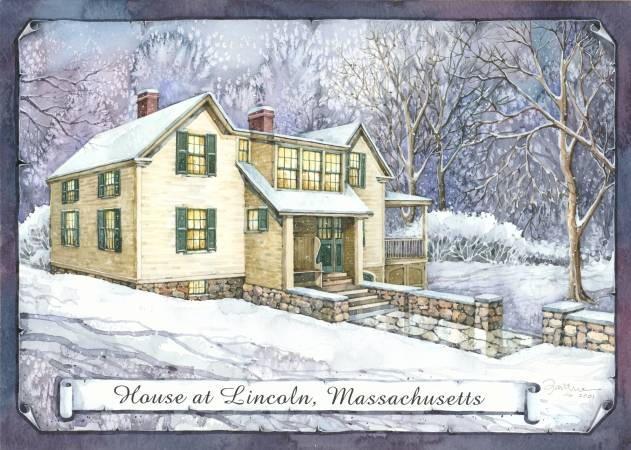 Lincoln, MA Residence