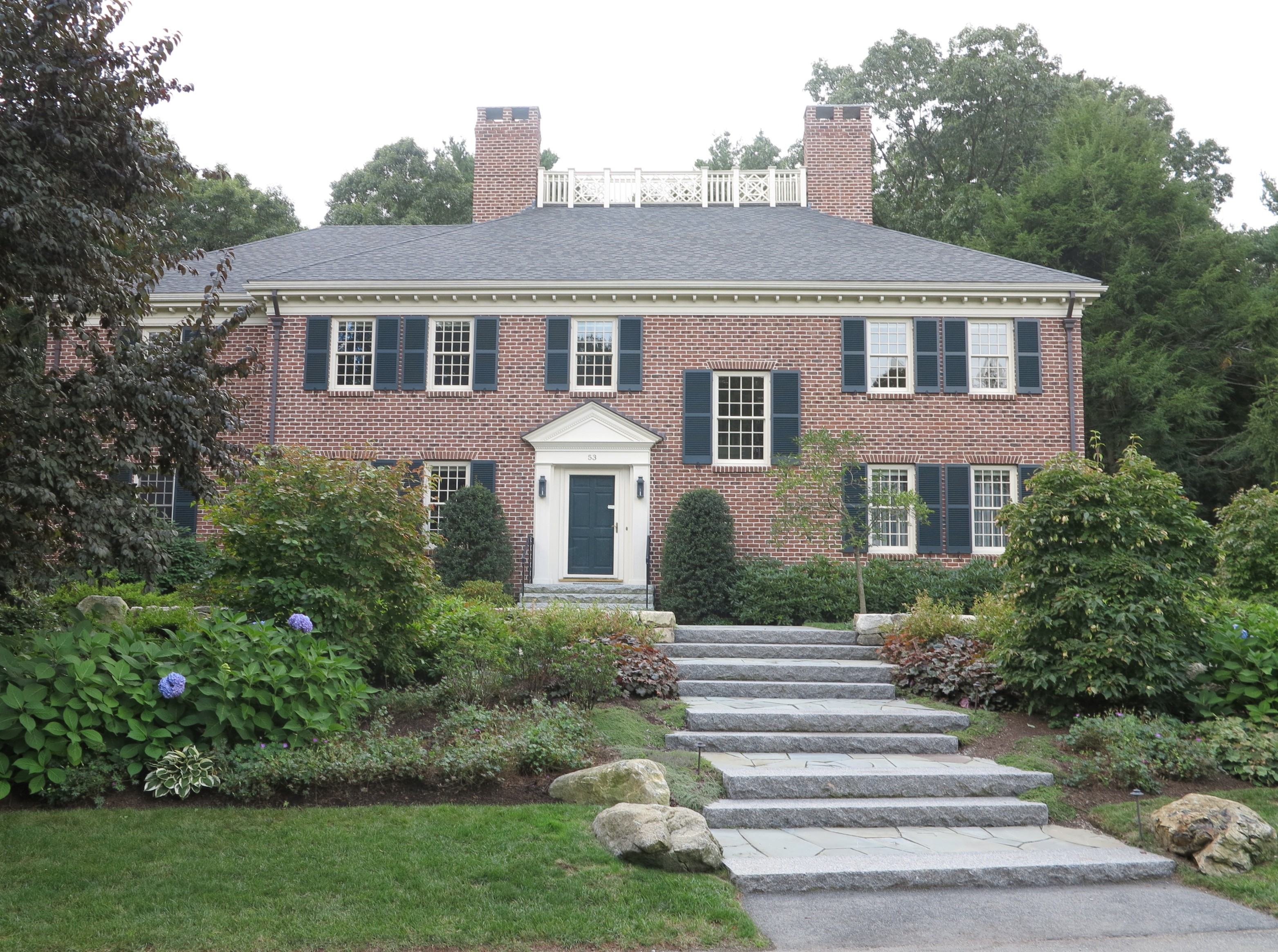 New Belmont Hill House